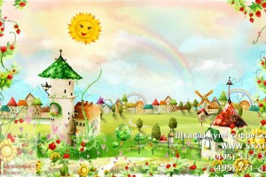 Каталог фресок - Детские