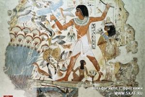 Каталог фресок - Древний мир