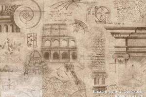 Каталог фресок - Графика