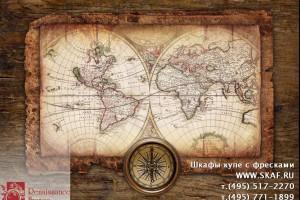 Каталог фресок - Карты