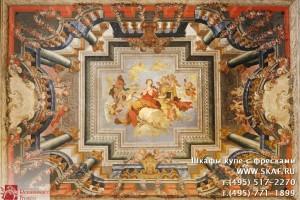 Каталог фресок - Потолки